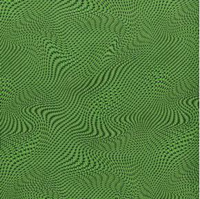 Silver Circuits Mesh Computer Electronics Green Cotton Fabric