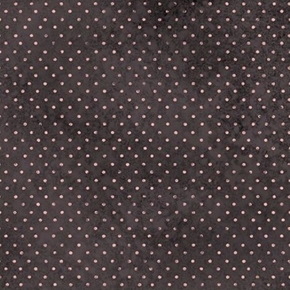 Picture of All For Love Dots Tiny Polka Dots Pink on Black Santoro Cotton Fabric