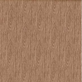 Picture of I'm Board Wood Grain Taupe Golden Brown Cotton Fabric