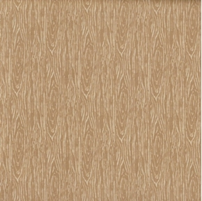 Picture of I'm Board Wood Grain Camel Light Brown Cotton Fabric