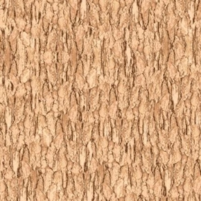Nocturnal Wonders Tree Bark Tan Bark Cotton Fabric