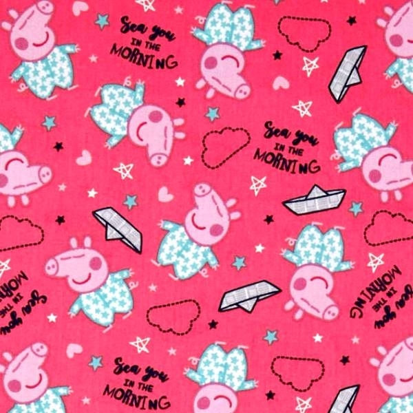 Picture for category Peppa Pig Fabrics