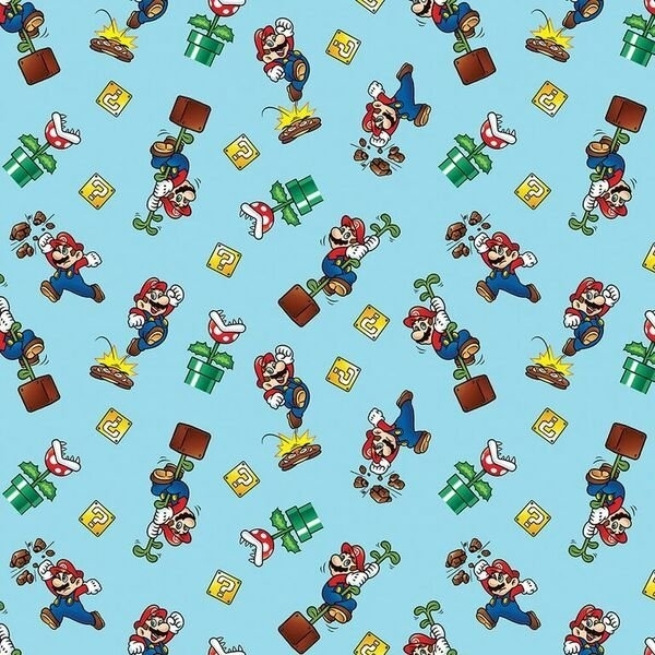 Picture for category Video Game Fabrics