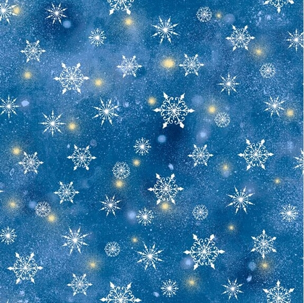 Picture for category Snowflake Fabrics