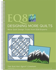 Picture of Electric Quilt Design Software EQ8 Designing More Quilts