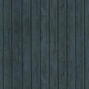 Surfaces Wood Planks Wooden Paneling Navy Cotton Fabric
