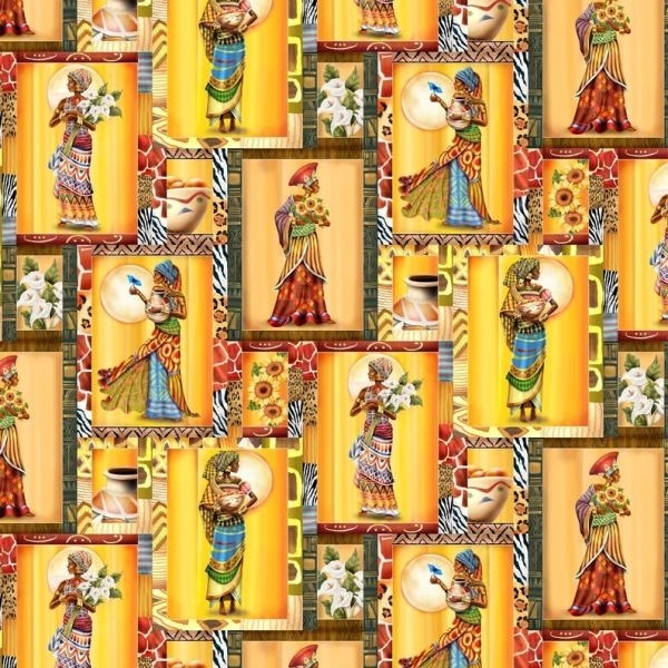Picture for category Ethnic Fabrics
