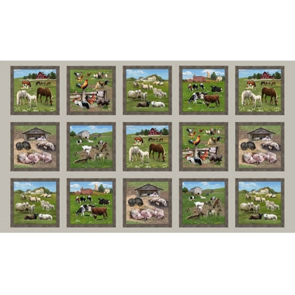 Picture for category More Animal Large Fabric Panels