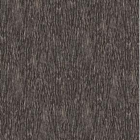 Open Air Bark Tree Bark Pewter Dark Gray Cotton Fabric
