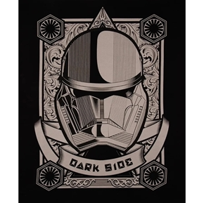 Star Wars IX Dark Side Darth Vader Large Cotton Fabric Panel