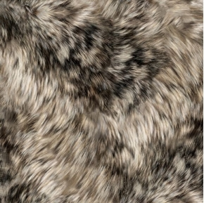Majestic Wolves Wolf Fur Gray Wild Animal Digital Cotton Fabric
